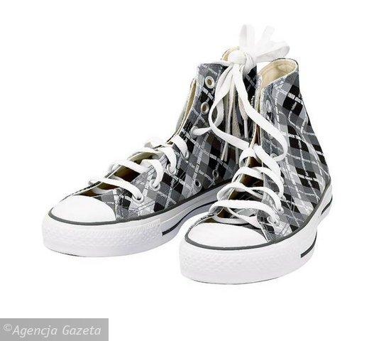 Ex buty w  krateczke!