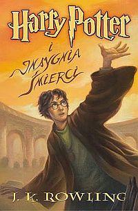 Książka i film DVD Harry Poter i Insygnia Śmierci