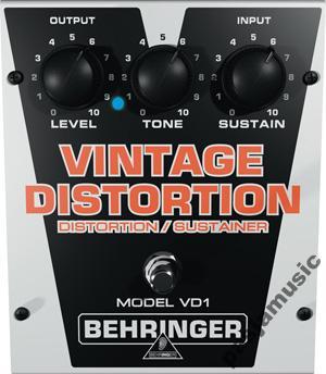 Behringer VD1