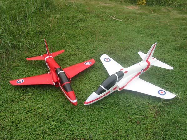 Samolot Red Arrows