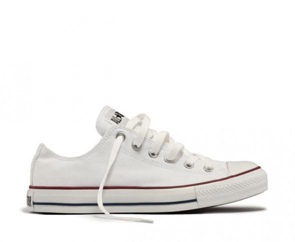 Converse białe 38