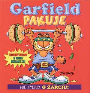 Garfield pakuje