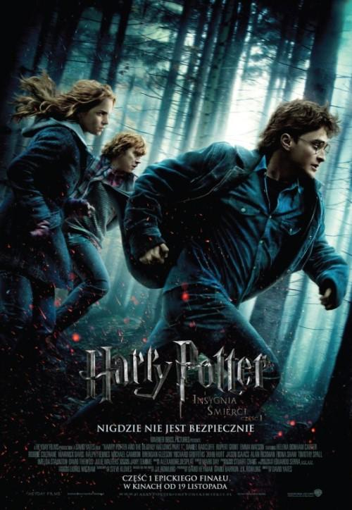 Film:Harry Potter Insygnia Śmierci (1,2)