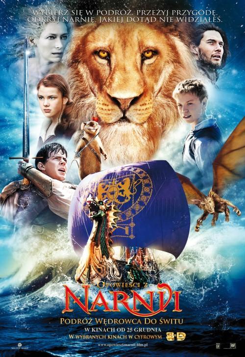 Opowieści z Narnii: Podróż Wędrowca do Świtu DVD