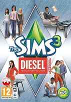 The Sims 3: Diesel akcesoria (PC/MAC)