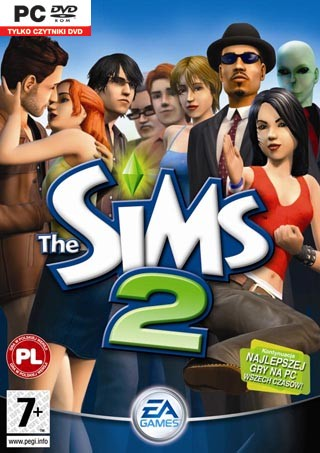 The sims 2 PC