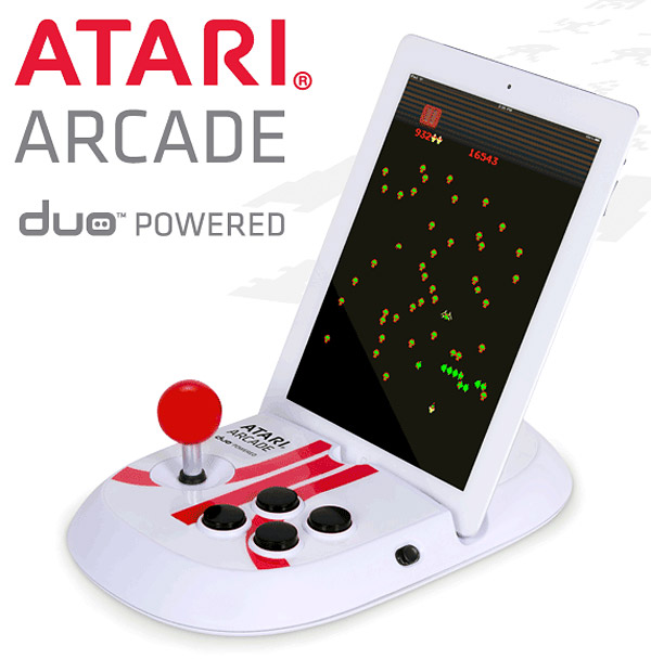 Atari® Arcade – Duo™ Powered joystick