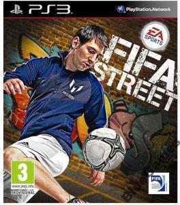 FIFA Street (2012) na Playstation 3