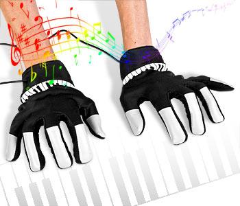 Muzyczne rękawiczki ;)
