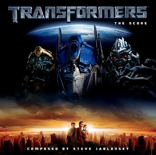 Soundtrack z filmu Transformers 2