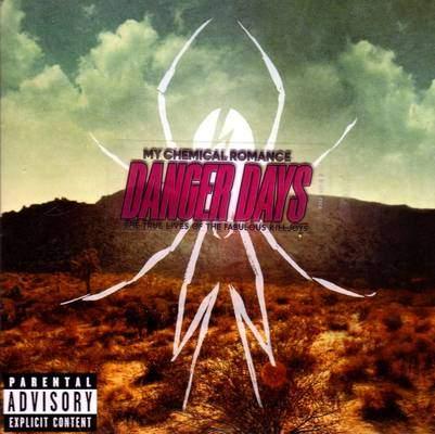 My Chemical Romance, Danger Days: The True Lives of the Fabulous Killjoys