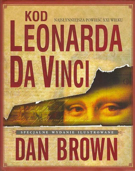 Kod Leonarda da Vinci. Wydanie ilustrowane