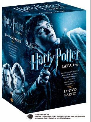 Film Harry Potter - wszystkie części