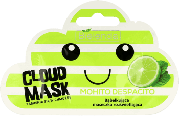 Bielenda Cloud Mask Mohito