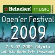 Wejściówka na Heineken Opener Festival 2009