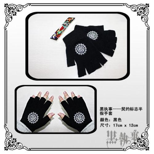 Urocze, demoniczne rękawiczki ^^