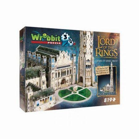 Puzzle 3D: Minas Tirth
