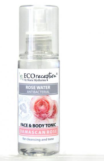 Woda Różana - Rose Flower Water