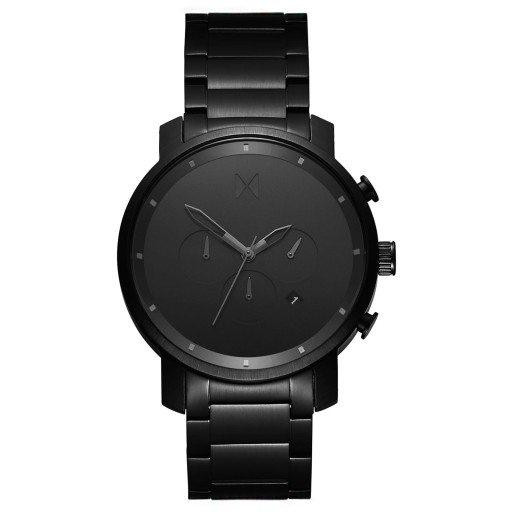 zegarek MVMT Chrono All Black