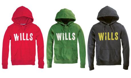 ubrania Jack Willis