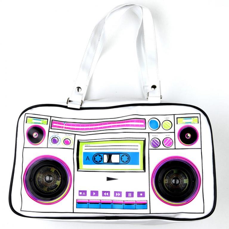 Torba szkolna, Radio, Living Dead souls, Ipod, MP3
