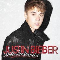 Płyta Justina Biebera - Under the Mistletoe