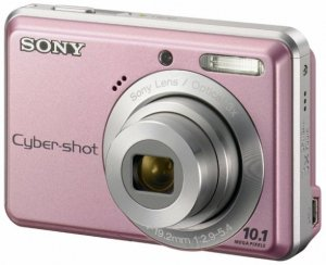 Aparat fotograficzny Sony Cyber-shot DSC-S930