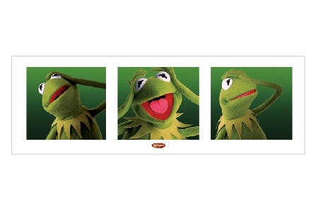 Plakat The Muppets (Kermit)