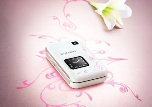 Samsung Lilly róż