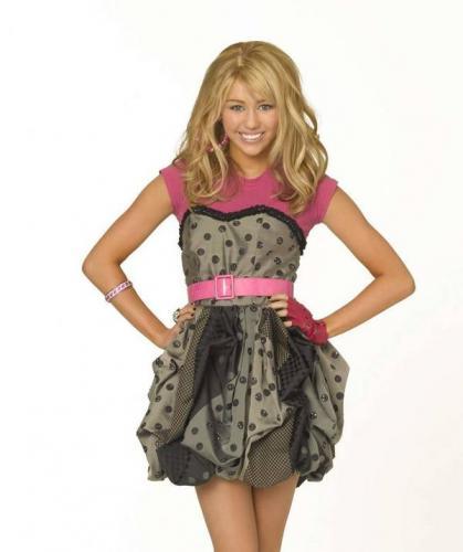 spotkanie z Hannah Montana