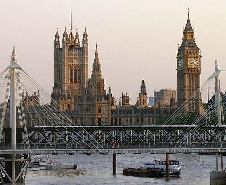 Wycieczka do Wielkiej Brytanii dla dwóch osób