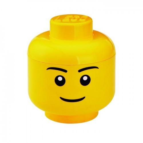 Lego Pojemnik Na Klocki Głowa L