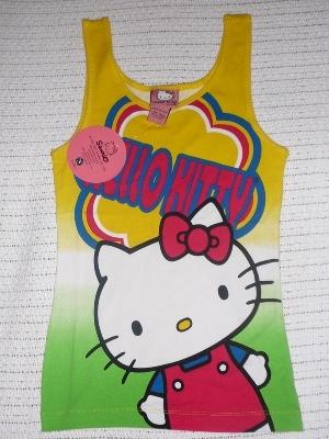 Bluzka ChupaChups Hello Kitty