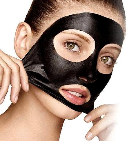 Czarna maska doskonała na cerę