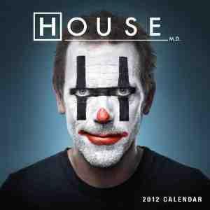 Kalendarz 2012 dr House