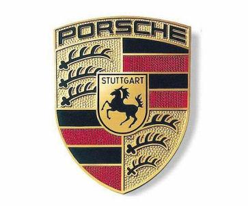 Piękne nowe Porsche