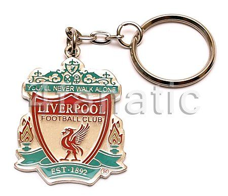 Brelok Liverpool FC