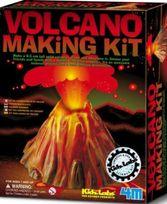 Zrób to sam, Wulkan, zestaw kreatywny