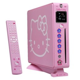 DVD z hello kitty