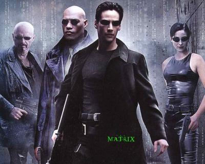 Pakiet Matrix (5 DVD)