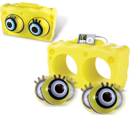 Głośniczki SpongeBob