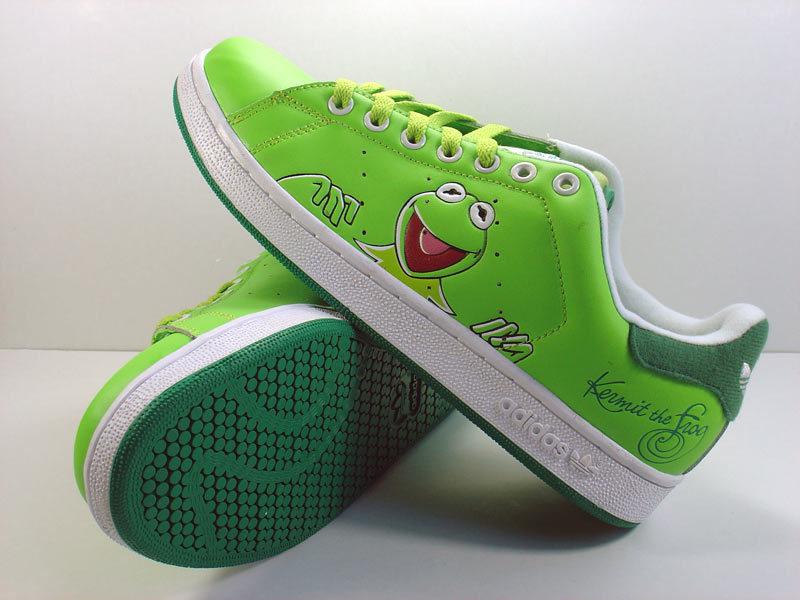 Kermitowe butki