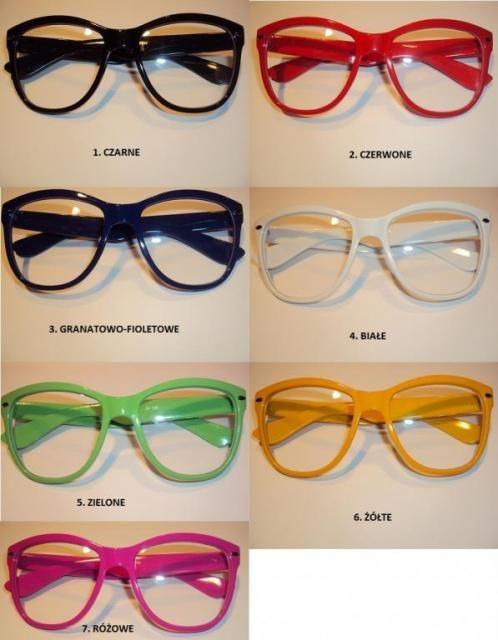 Okulary..