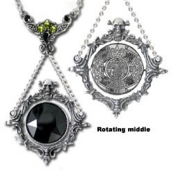 naszyjnik The Obsidian Mirror