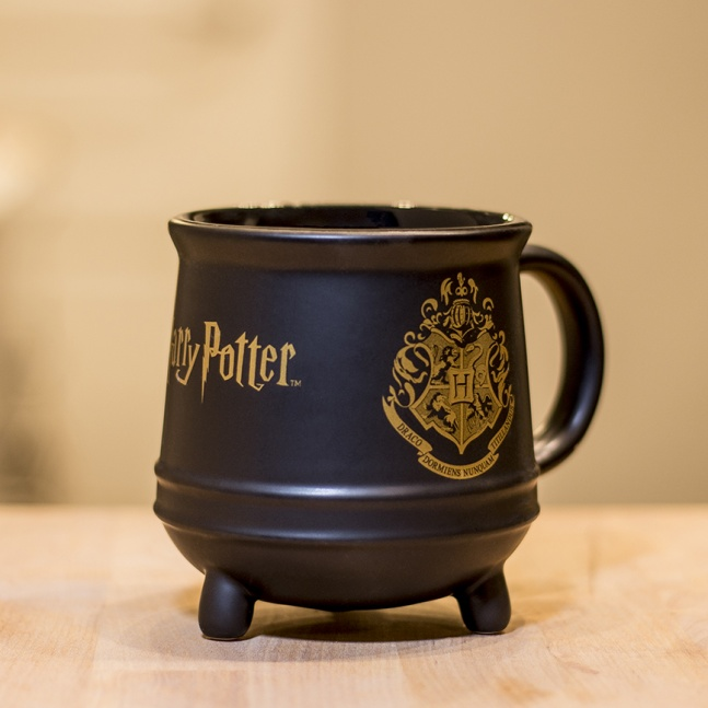 Kubek Harry Potter HOGWARTS CREST KOCIOŁEK