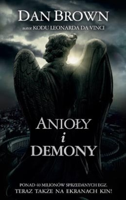 Anioły i Demony- Dan Brown