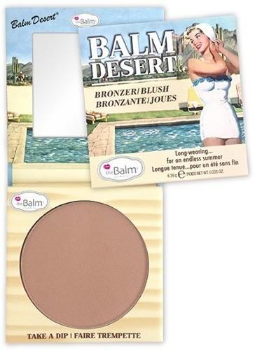 theBalm Balm Desert Bronzer do twarzy