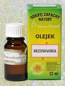 Olejek Zapachowy BRZOSKWINIA