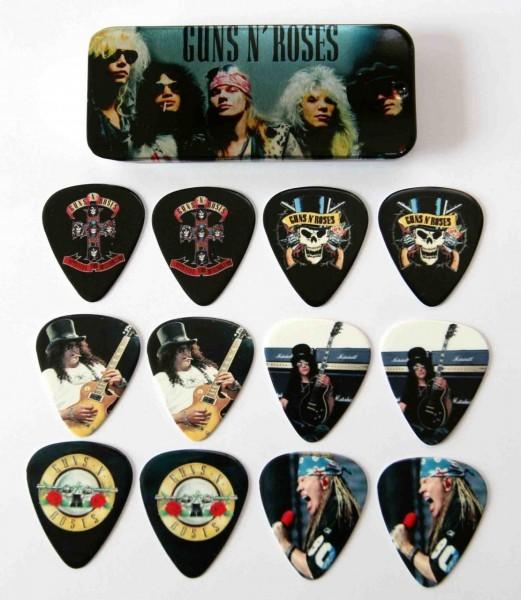 Kostki Guns N' Roses