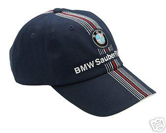 Czapka BMW-Sauber